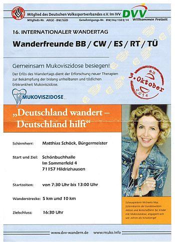 wandertag2014